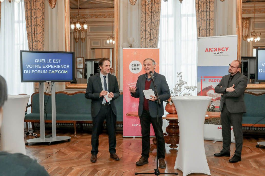 Annecy : Les 6eme rencontres nationales du marketing territorial
