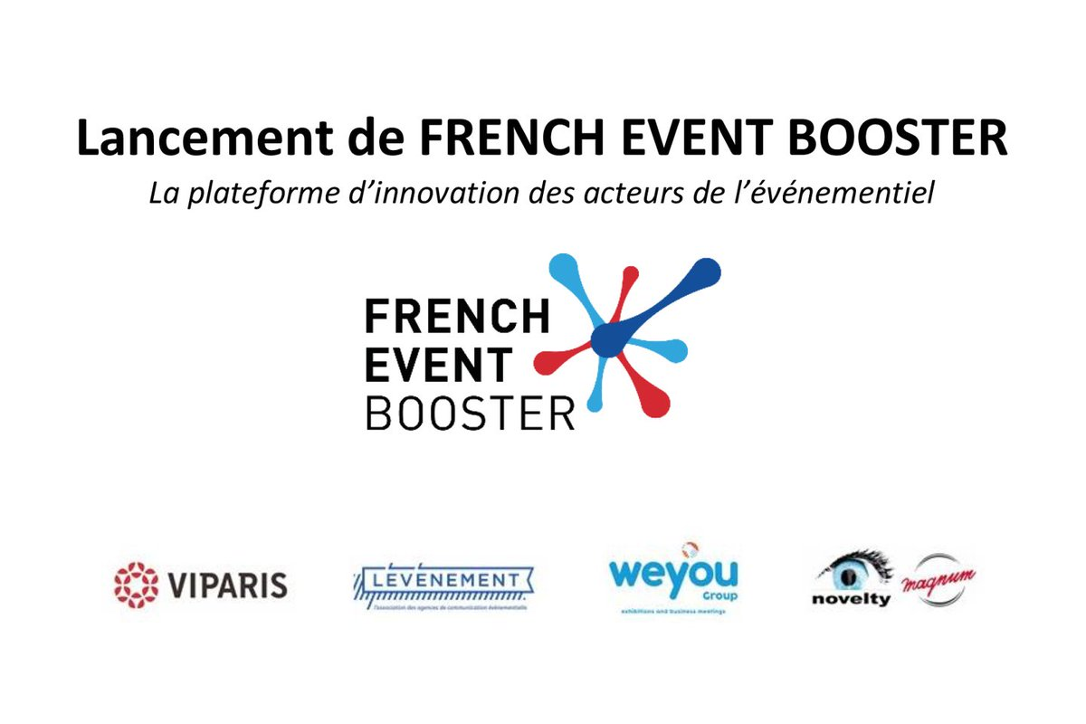 French Event Booster, lance un appel à candidature pour recruter sa seconde promotion de jeunes pousses